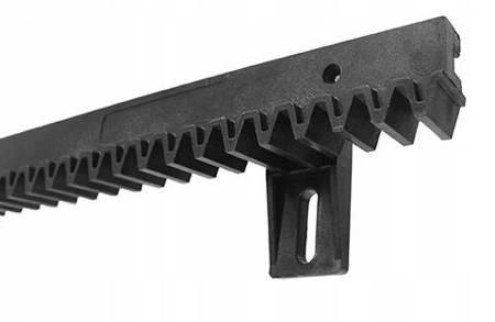 Listwa zębata PCV 1m do bram przesuwnych do 700 kg